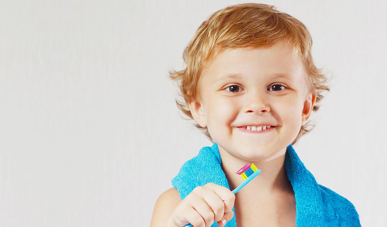 Obișnuirea Celor Mici cu Igiena Dentară - Diana Smile Clinică Stomatologică