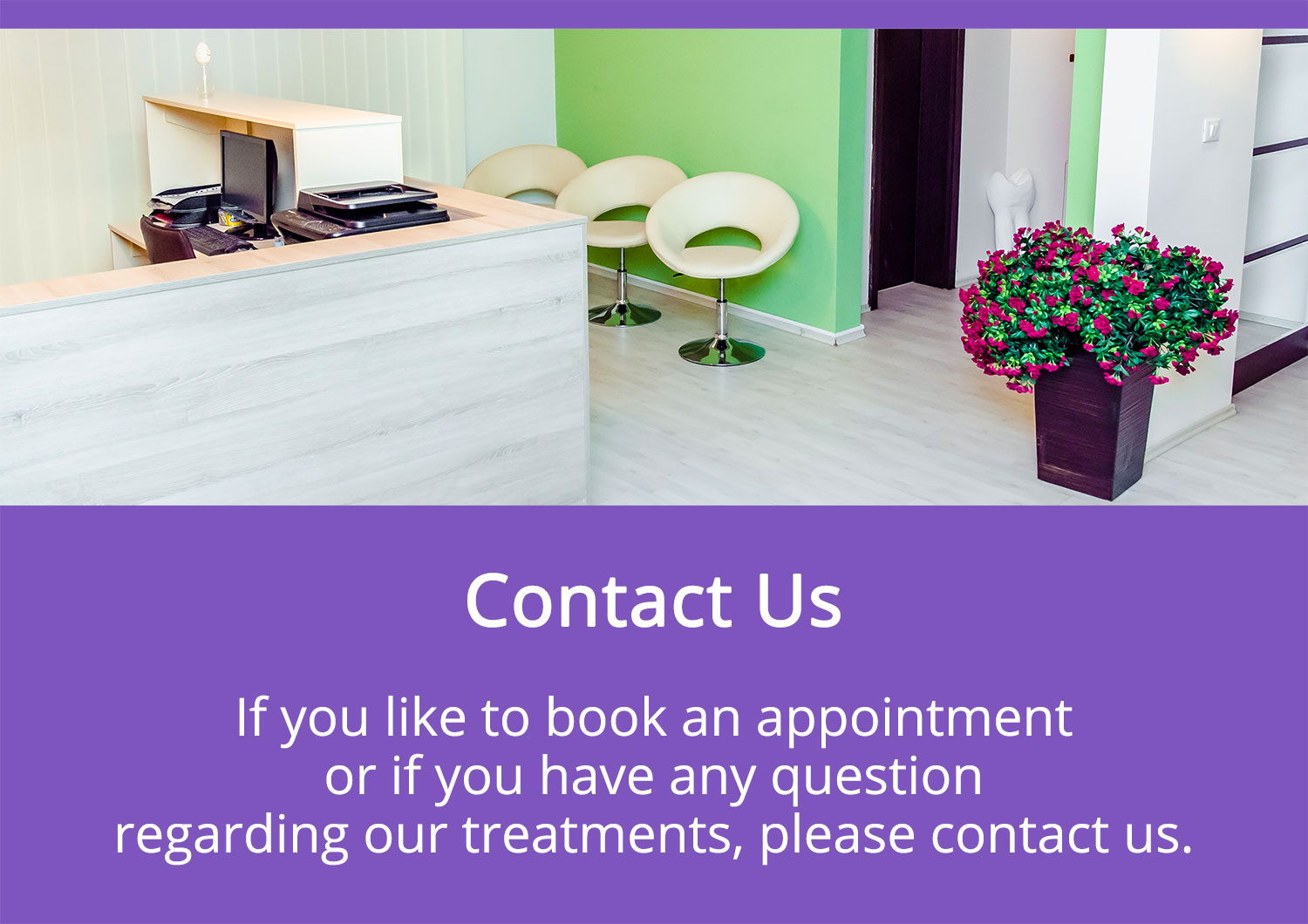 Contact Us - Diana Smile Dental Clinic