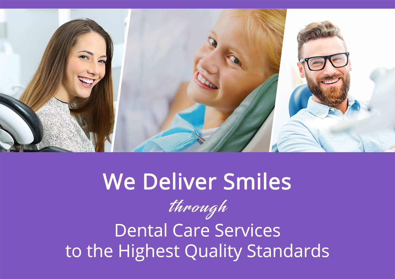 We Deliver Smiles - Diana Smile Dental Clinic