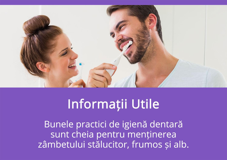 Informatii Utile - Diana Smile Clinică Stomatologică