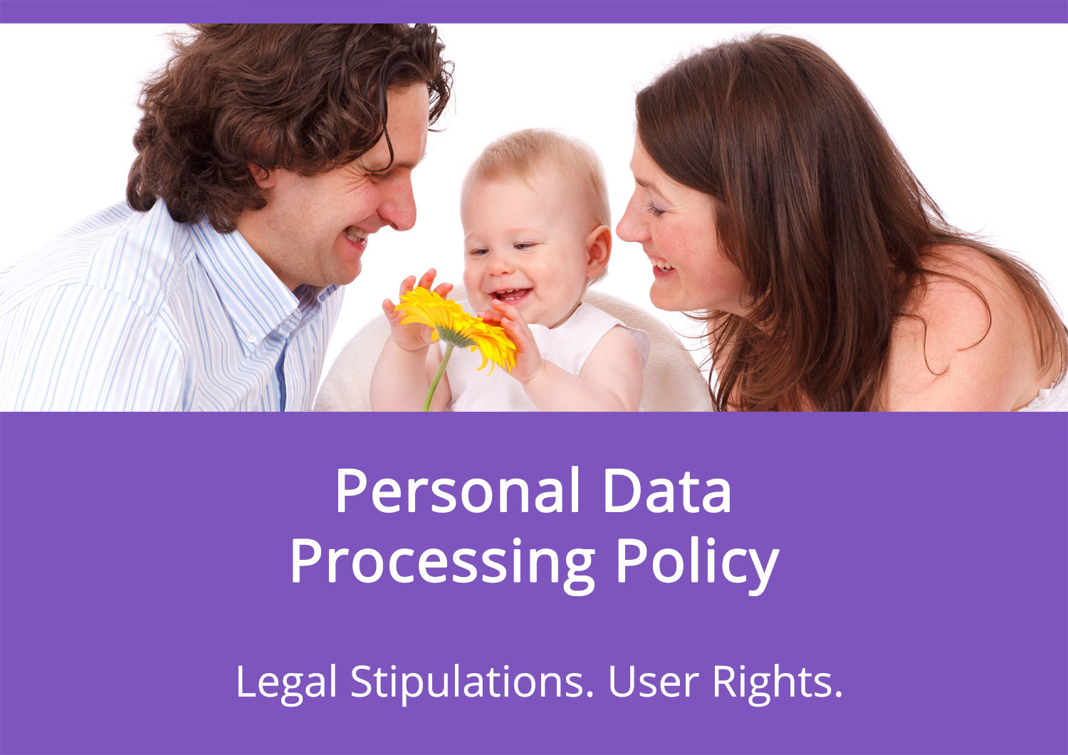 Personal Data Processing Policy